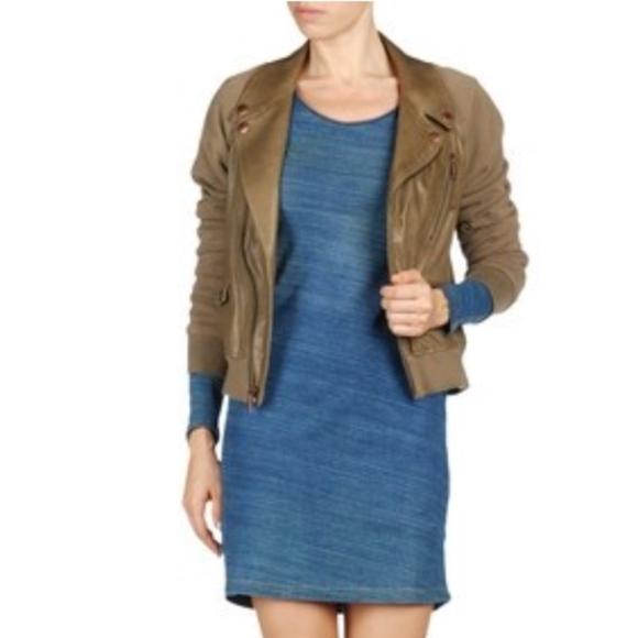 Diesel Dresses & Skirts - Diesel denim long sleeve tshirt dress